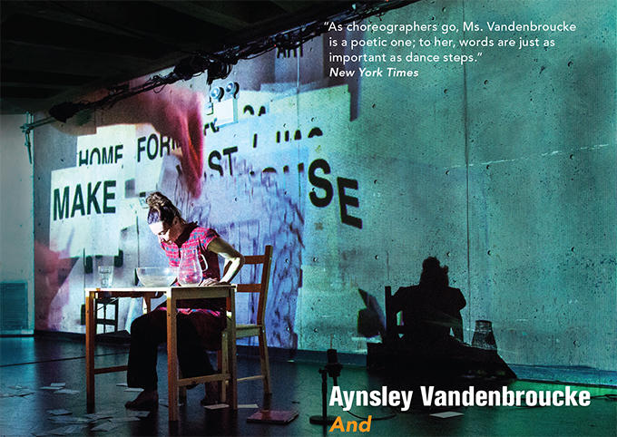 Aynsley Vandenbroucke AND